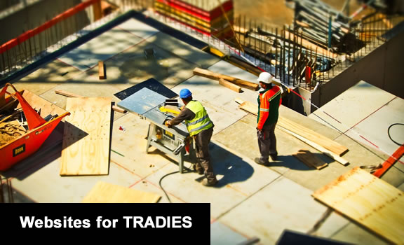 websites for Aussie tradesmen